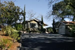 Sonoma Mid-century Modern home