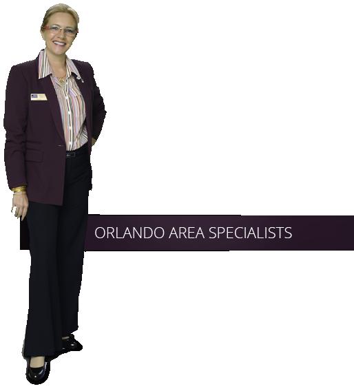Brigitte Knott, PA. - Orlando Area Specialist