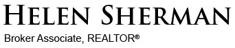 Helen Sherman | Broker Associate, Realtor