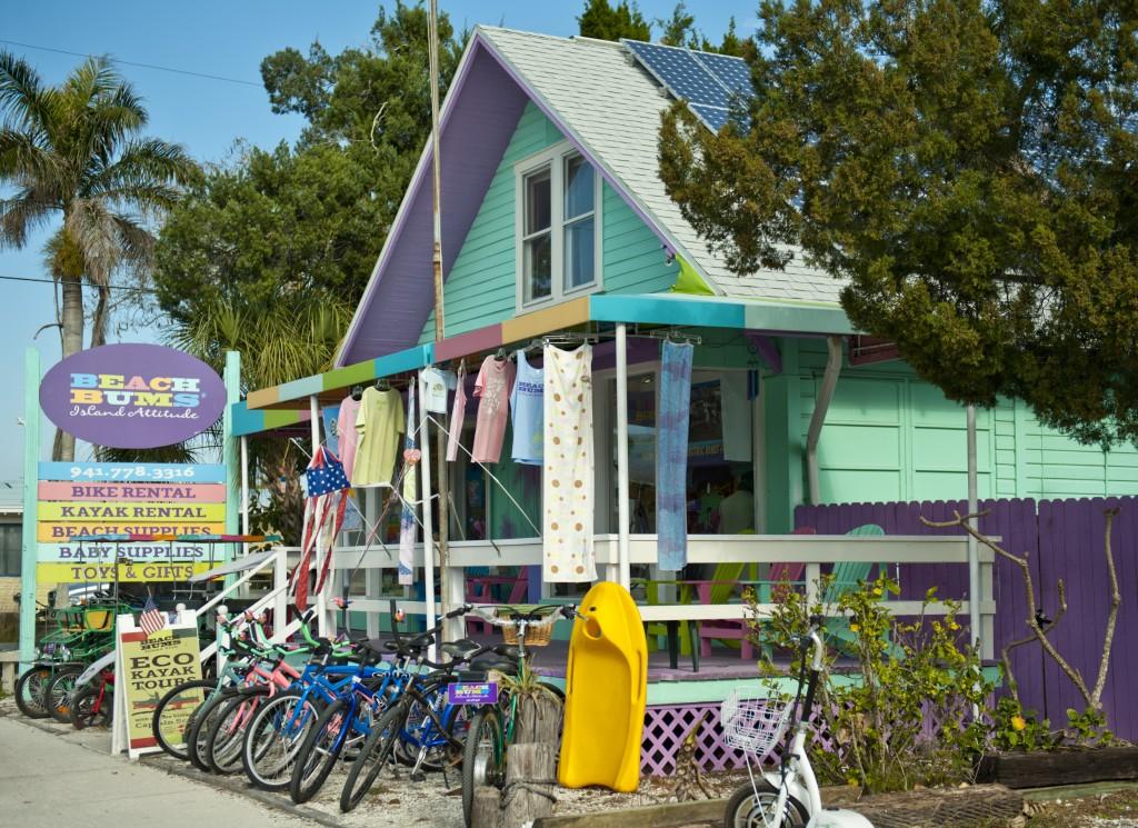 Beach Bums Bike Rentals Anna Maria Island