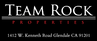 Team Rock Properties - 1412 W. Kenneth Road Glendale CA 91201