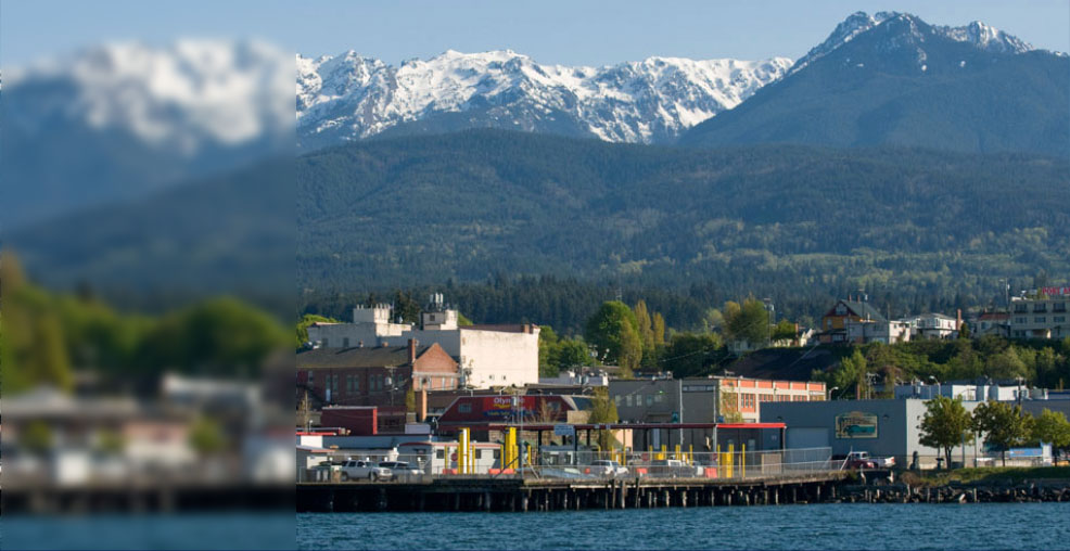 Port Angeles Commercial Property