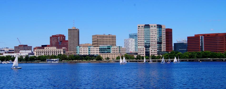 Boston Charles River Waterfront